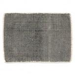 Tischset Canvas Hell Grau, 33 x 48 cm