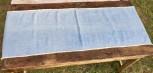 Tischläufer Canvas, See Blau, 40 x 140cm