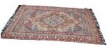 Teppich Baumwolle/Seide bedruckt, 120x180cm