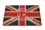 Fussmatte, United Kingdom Flagge - VE 5